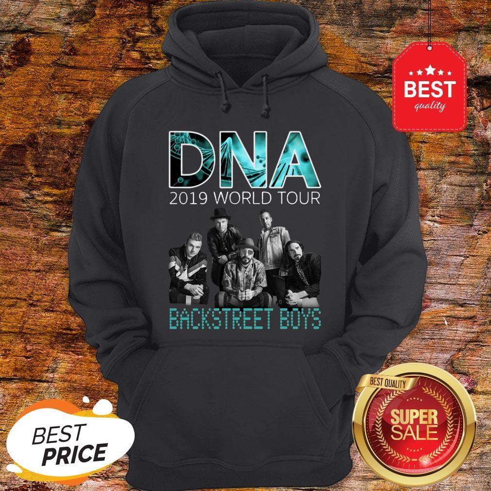 DNA 2019 World Tour Concert Backstreet Boys Hoodie