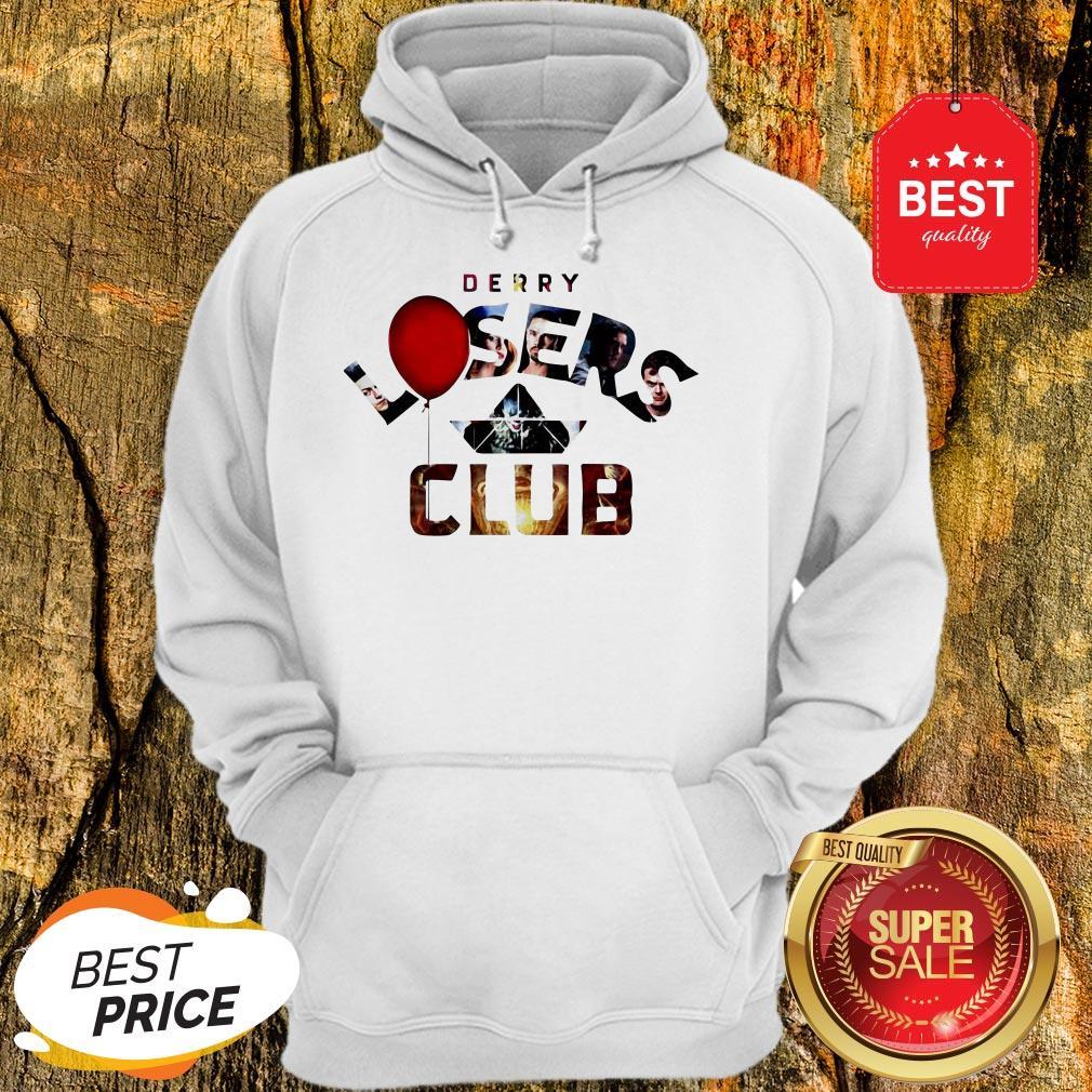 Nice Derry Losers Club IT 2 Pennywise Hoodie