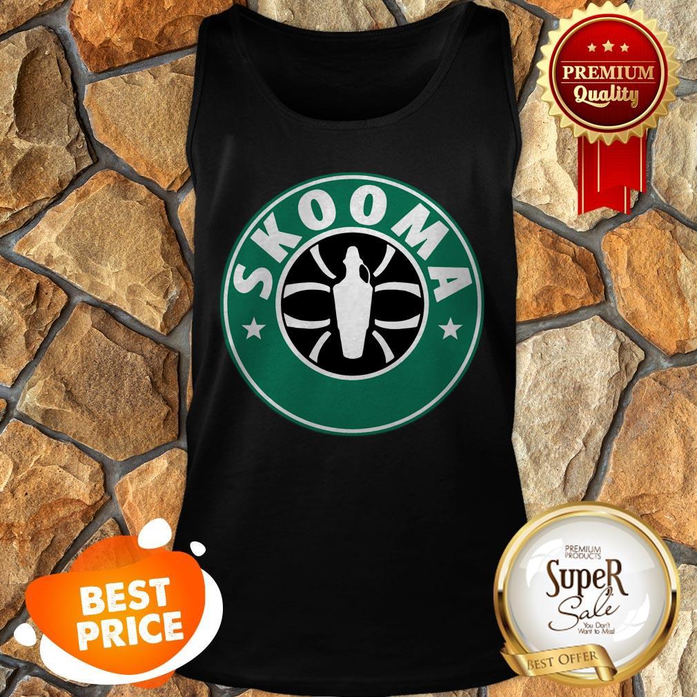 Nice Skooma Mashup Starbucks The Elder Scrolls V Skyrim Tank Top
