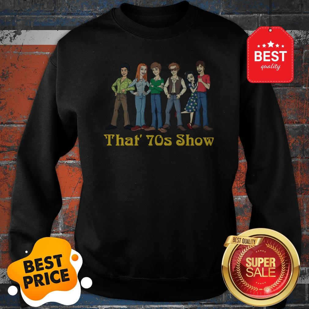 Official That '70s Show Sweatshirt