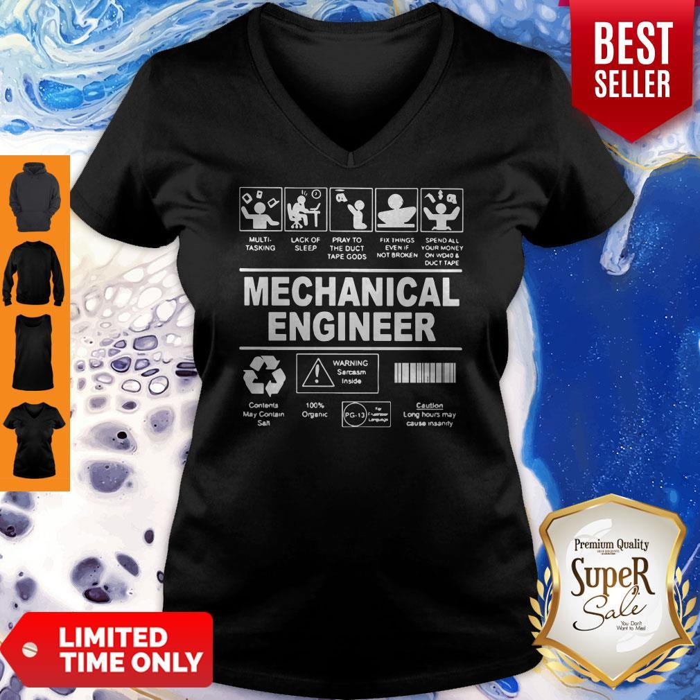 Awesome Mechanical Engineer V-neck