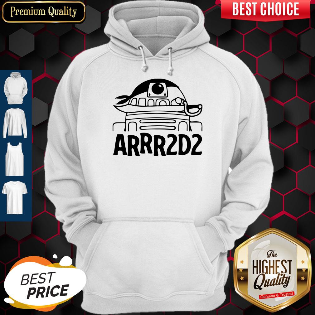 Awesome Arrr2d Star Wars Hoodie