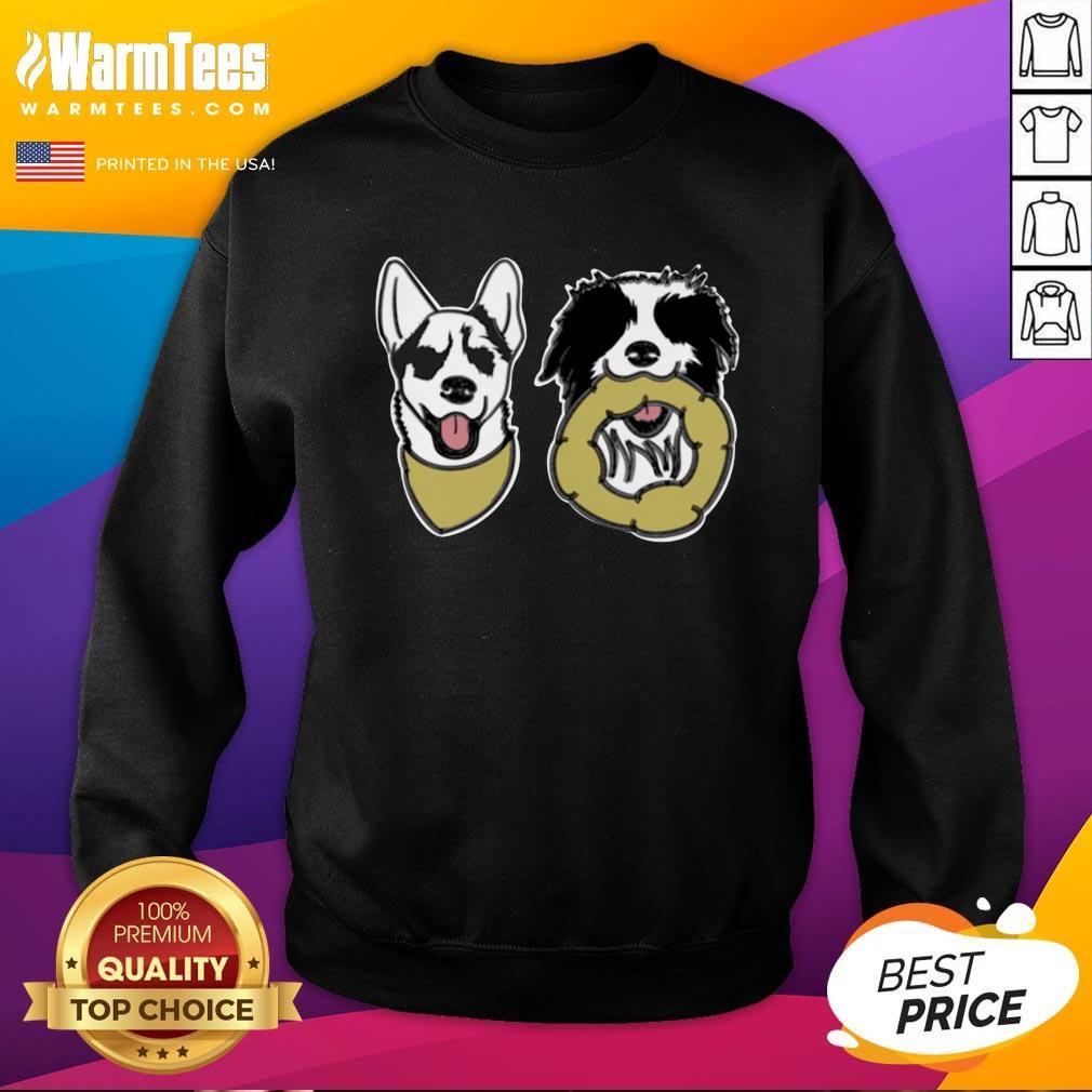 Cute I Love Little Pups Sweatshirt - Design By 1tee.com
