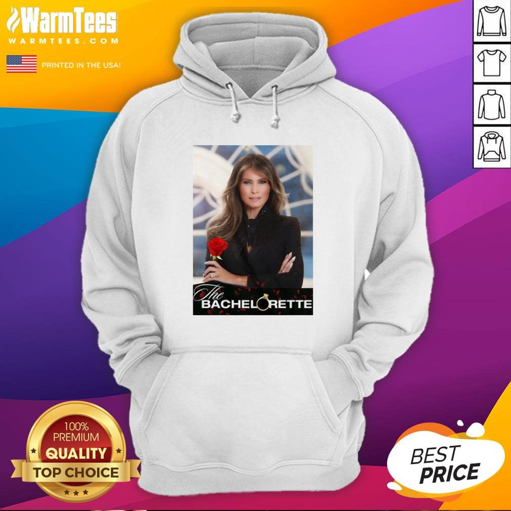Cute The Bachelorette Girl Hoodie - Design By Warmtees.com