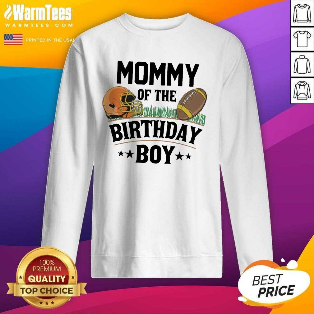 Daddy Of The Birthday Boy SweatShirt
