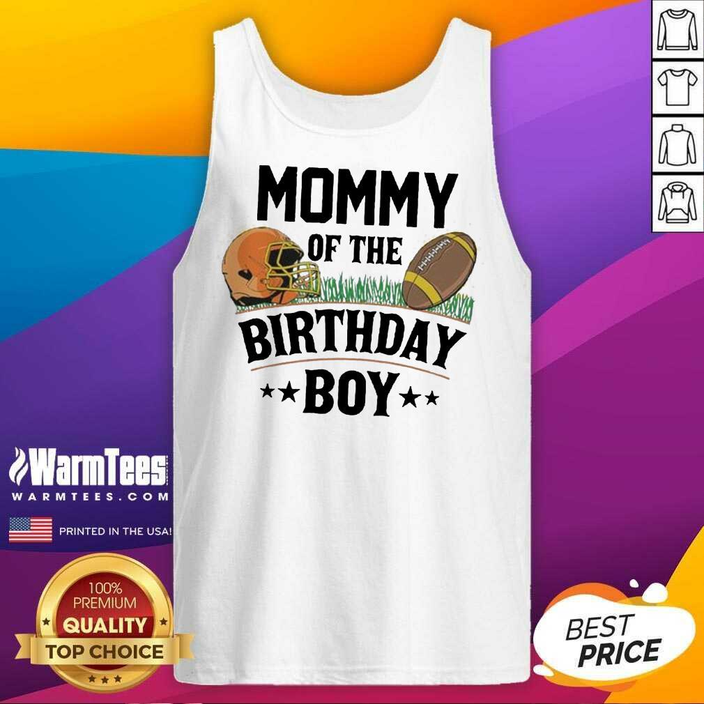 Daddy Of The Birthday Boy Tank Top