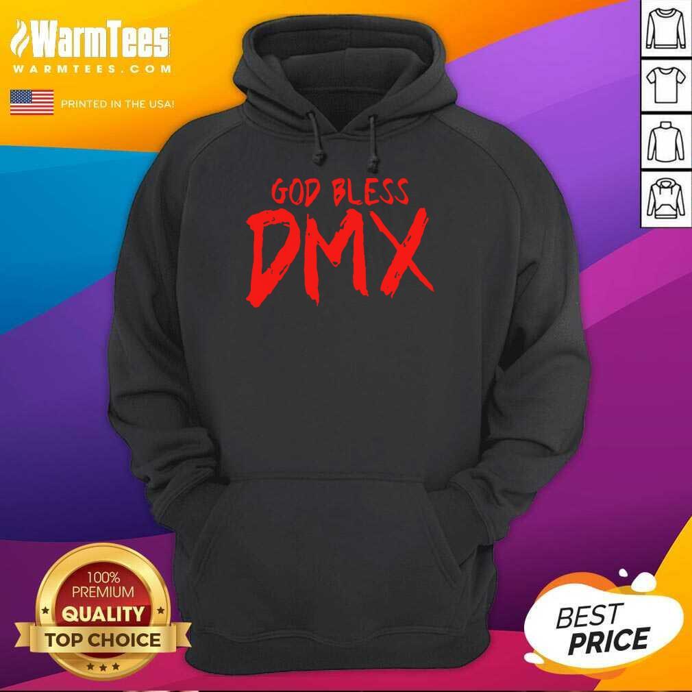 Fantastic God Bless DMX Hoodie