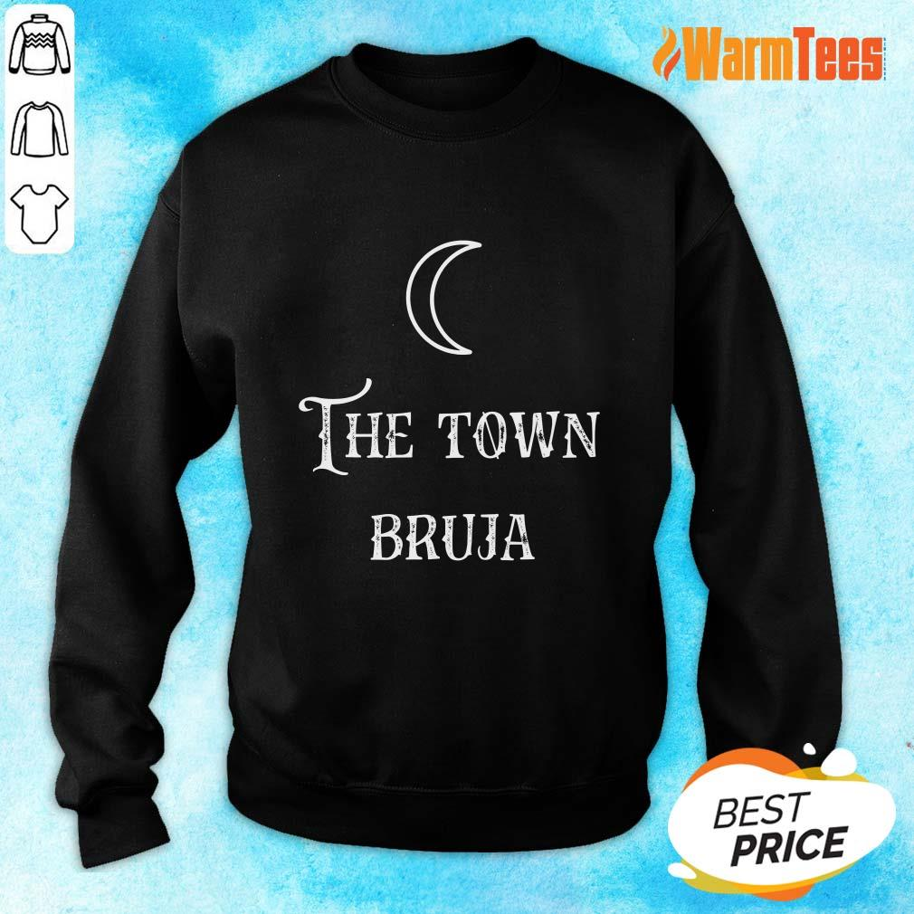 Perfect The Town Bruja Moon Sweater