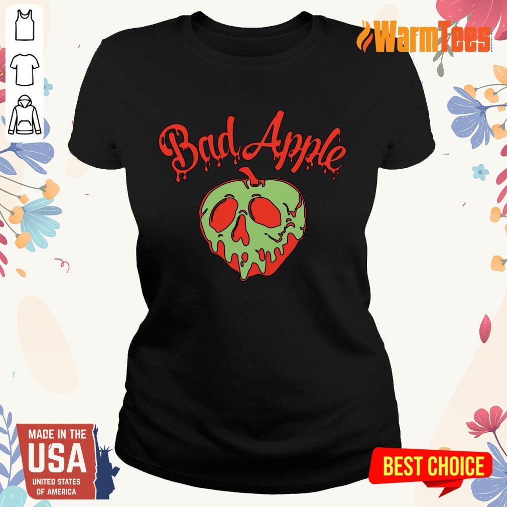 Bad Apple Ladies Tee