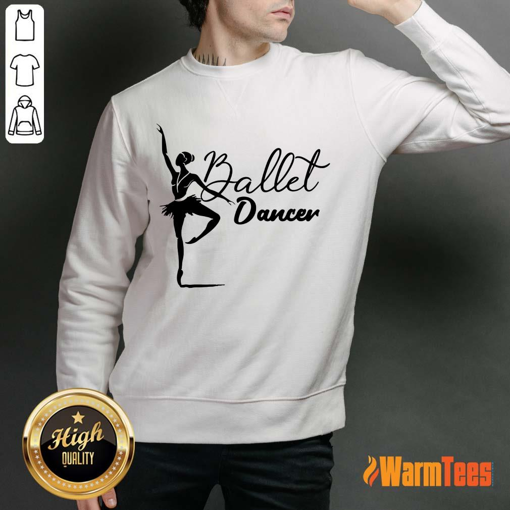 Ballet Dancer Sweater