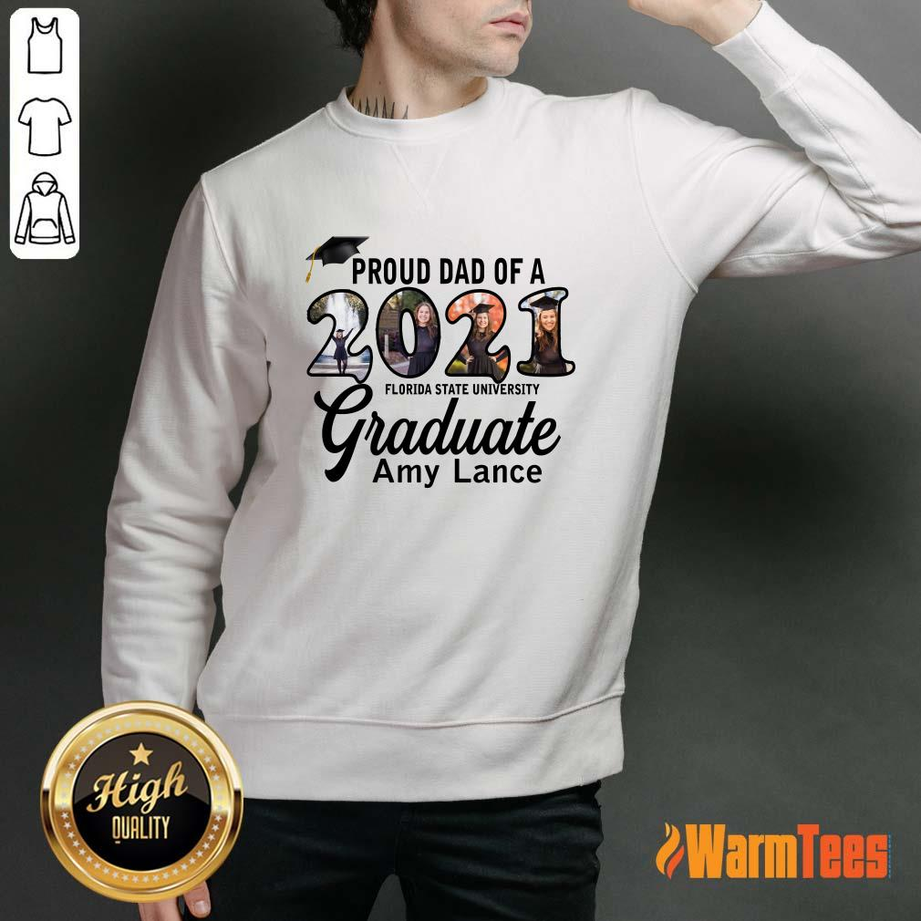 Proud Dad Of A 2021 Graduate Amy Lance Sweater