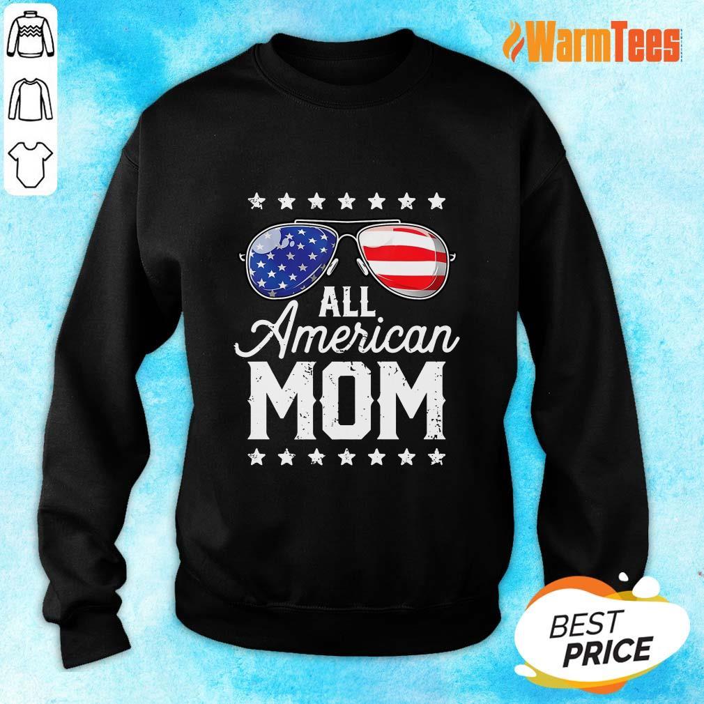 All American Mom Sweater