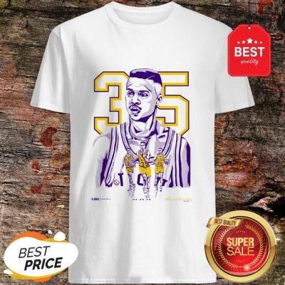 Nice 35 Mahmoud Abdul-Rauf LSU Tigers Shirt