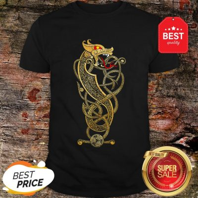 Nice Dragon Norse Myths shirt