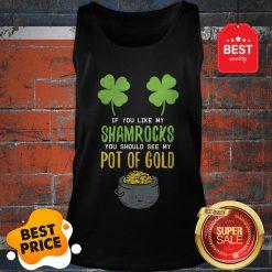 Adult Women St Patricks Day Shirt Irish Girls Naughty Sexy Tank Top