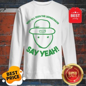 Amateur Leprechaun Sketch Mobile Alabama St Patrick's Sweatshirt