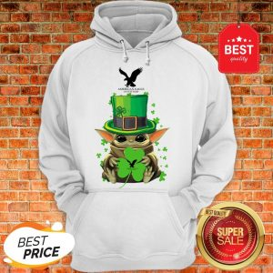 Baby Yoda American Eagle Outfitters St Patricks Day Star Wars Hoodie
