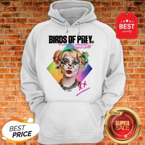 Birds Of Prey DC And The Fantabulous Emancipation Of One Harley Quinn Hoodie