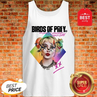 Birds Of Prey DC And The Fantabulous Emancipation Of One Harley Quinn Tank Top
