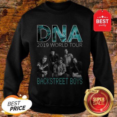 DNA 2019 World Tour Concert Backstreet Boys Sweatshirt