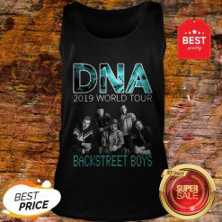 DNA 2019 World Tour Concert Backstreet Boys Tank Top