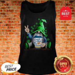 Gnome Hug Dutch Bros Coffee Irish St. Patrick's Day Tank Top