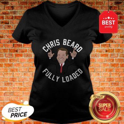 Nice Chris Beard Fully Loaded V-neck