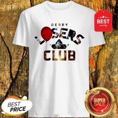 Nice Derry Losers Club IT 2 Pennywise Shirt