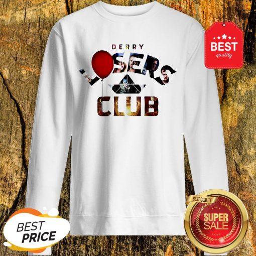 Nice Derry Losers Club IT 2 Pennywise Sweatshirt