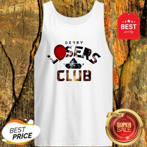 Nice Derry Losers Club IT 2 Pennywise Tank Top