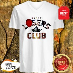Nice Derry Losers Club IT 2 Pennywise V-neck