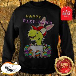 Nice Dinosaur Boy Happy East-Rawr Sweatshirt