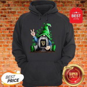 Nice Gnome Hug Guinness Irish St. Patrick's Day Hoodie
