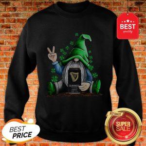 Nice Gnome Hug Guinness Irish St. Patrick's Day Sweatshirt