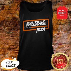 Nice Multiple Sclerosis Jedi Star Wars Tank Top