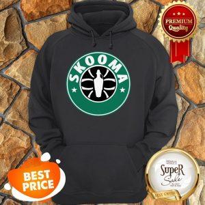 Nice Skooma Mashup Starbucks The Elder Scrolls V Skyrim Hoodie