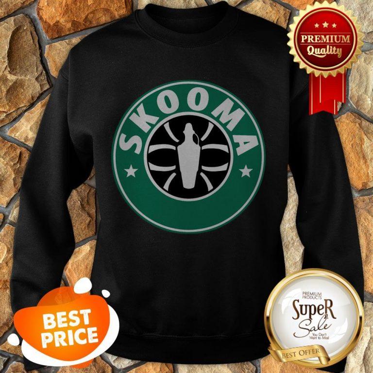 Nice Skooma Mashup Starbucks The Elder Scrolls V Skyrim Sweatshirt