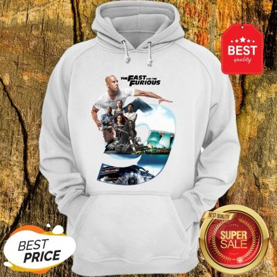 Nice The Fast And The Furious 9 Signatures Hoodie