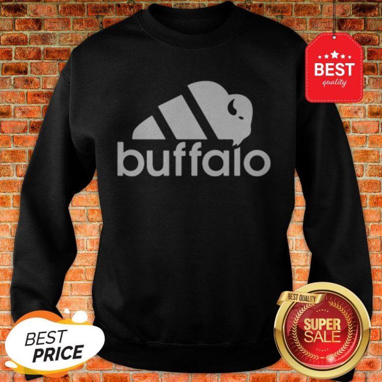 Official Adidas Buffalo Sabres Sweatshirt