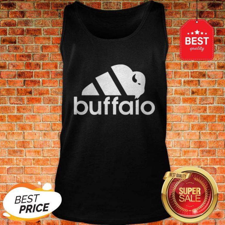 Official Adidas Buffalo Sabres Tank Top