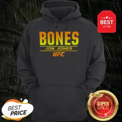 Official Bones Jon Jones UFC Hoodie