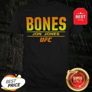Official Bones Jon Jones UFC Shirt
