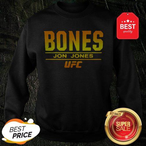 Official Bones Jon Jones UFC Sweatshirt