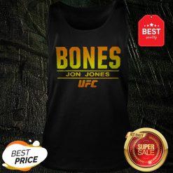Official Bones Jon Jones UFC Tank Top