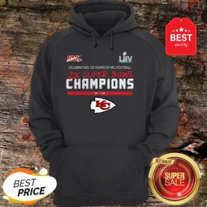 Official Kansas City Chiefs 2X Super Bowl Champions Hoodie