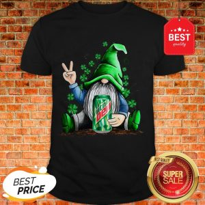 St. Patrick's Day Gnomes Hug Mountain Dew PepsiCo Shirt