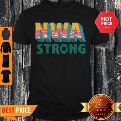 Northwest Arkansas Food Bank NWA Strong Shirt