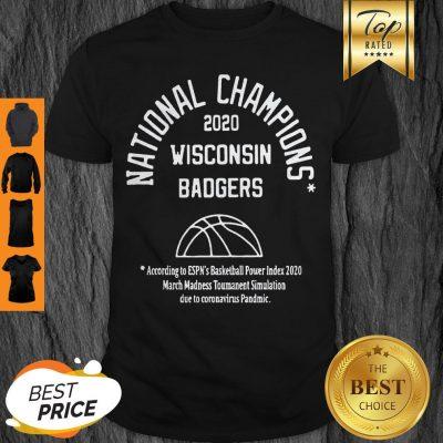 2020 Simulated National Champs Shirt
