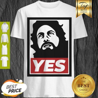 Official Daniel Bryan Yes Art Shirt