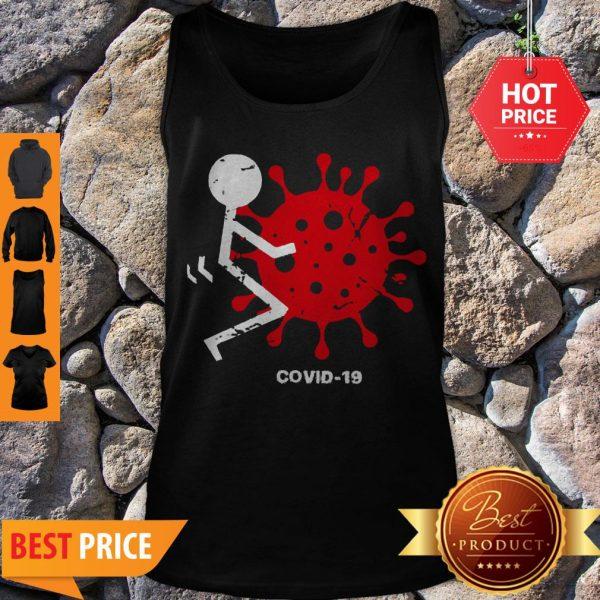 Official Corona Killer People Covid 19 Tank Top